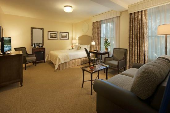 Hotel Santa Barbara: Jr. Suite