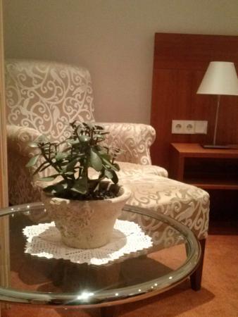 Hotel Restaurant Lindenhof: Room
