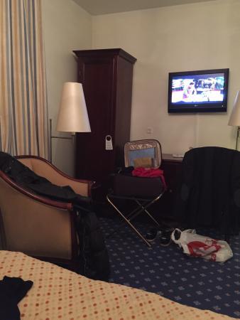 Grand Hotel : Gammel møbler!!