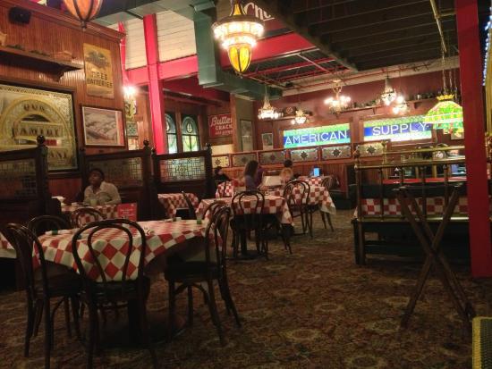 Spaghetti Warehouse Plano Restaurant Reviews Phone