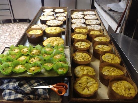 Il Giardino Del Pane : panettoni artgianali cotti a forno a legna