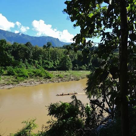 Lao Spirit Resort: Aussicht