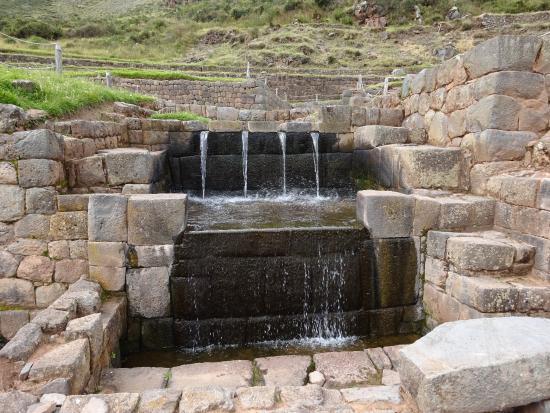 Hotel Ruinas: Santuario al Agua en TIPON