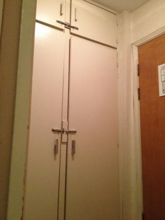 Khoroshevskaya: шкаф в коридоре