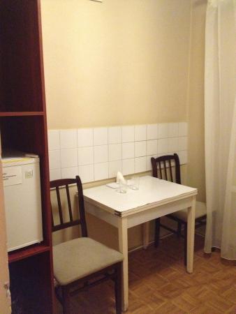 Khoroshevskaya: кухня