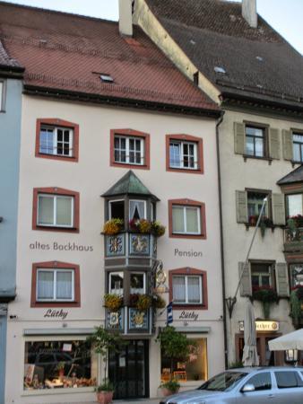 Altes Backhaus Luethy