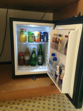 Bin Majid Acacia Hotel And Apartments Mini Bar Items