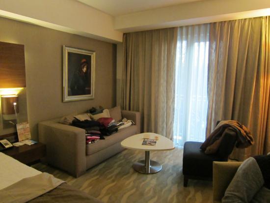Innova Sultanahmet Istanbul: sofa