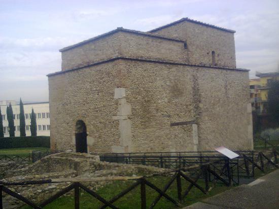 Monumental Complex of St. Hilary in Golden Gate