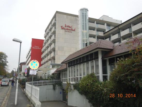 Frankenland Hotel Bad Kissingen Bewertung