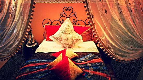 Riad Bleu Du Sud: la mia camera