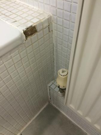 De Vere Devonport House: Bathroom of Room 3117
