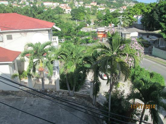 Bethel Court Guest House: view