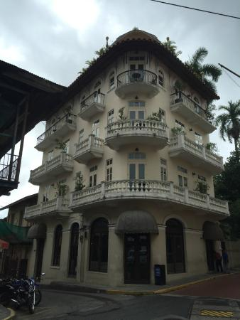 Las Clementinas Hotel : Lovely building