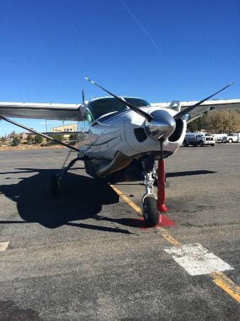 Grand Canyon Airlines - Grand Canyon National Park: Grand Canyon air!