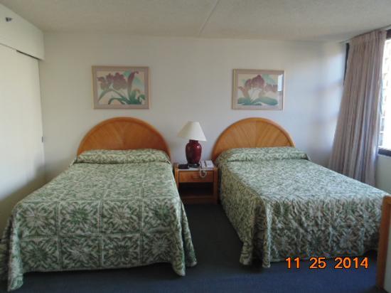 Waikiki Banyan: Bedroom