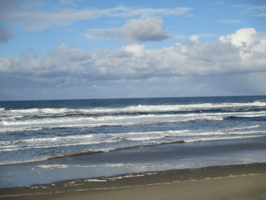 Rockaway Beach Resort: Beautiful Beach!
