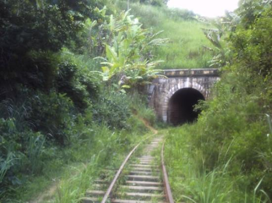 Maraial, PE: Acervo ferroviário.