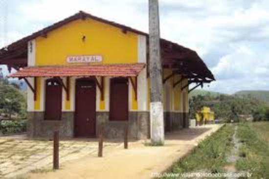 Maraial, PE: Antiga estação ferroviária, hoje, Secretaria de Cultura