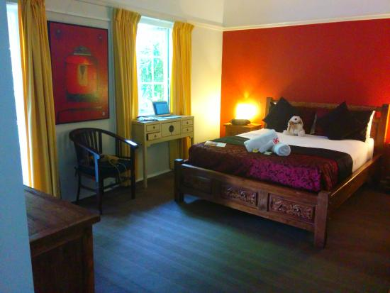 Edward Lodge: room 8 really lovely