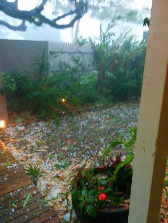 Edward Lodge : Brisbane's worst hail storm in 30 years!!!