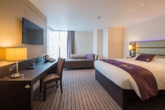 Premier Inn Manchester Central Hotel Manchester