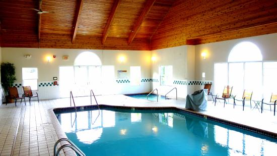 Country Inn River Falls: Large Indoor Pool and Hot Tub