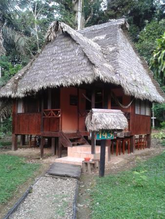 Tambopata Ecolodge: Our Bungalow
