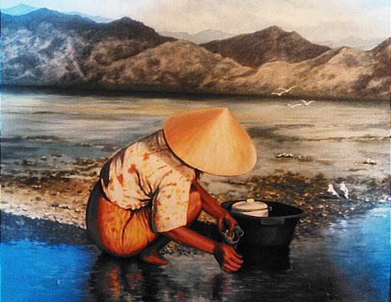 John's painting