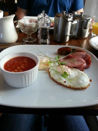 Castle Hotel: Good Breakfast..
