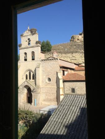 Casa Waslala Pensión Exclusiva para Peregrinos: View from my room