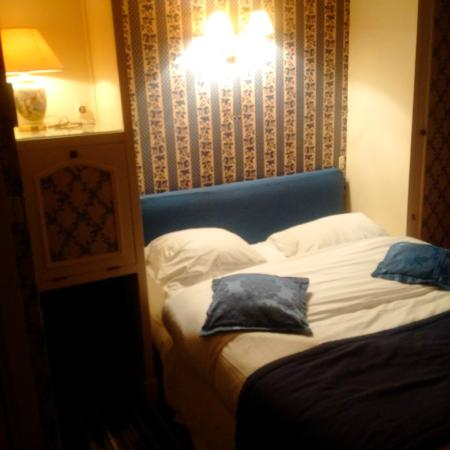 Hotel George Sand : chambre