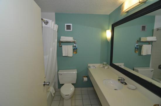 The Inn At Boynton Beach : Bathroom