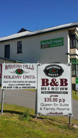 Bischoff Hotel: Cheap cheap ��