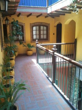 La Casona Hotel-Boutique : Beautiful hallway