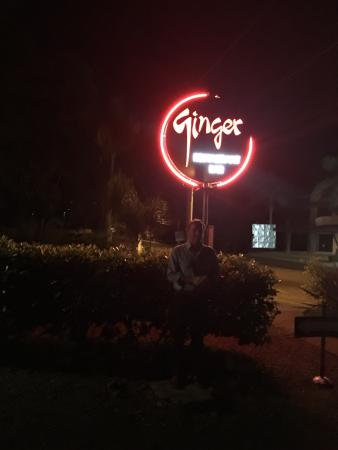 Ginger: Good place!