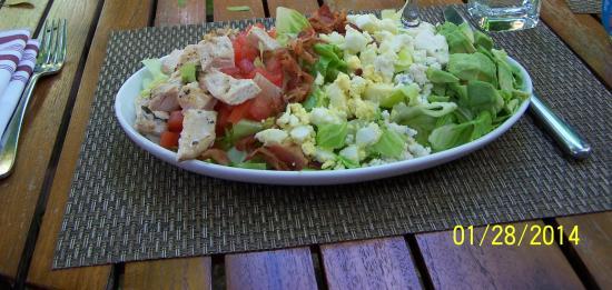 Sundy House: Salad