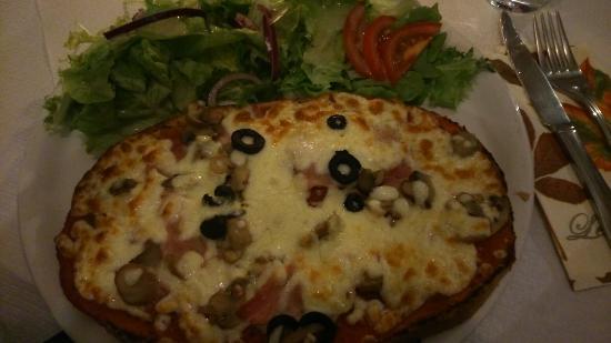 Pizzéria à la Louve Romaine
