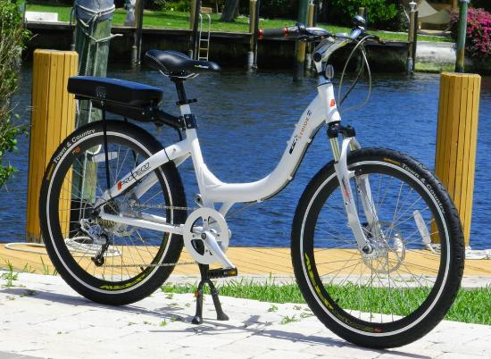 Uzip Electric Bike Rentals