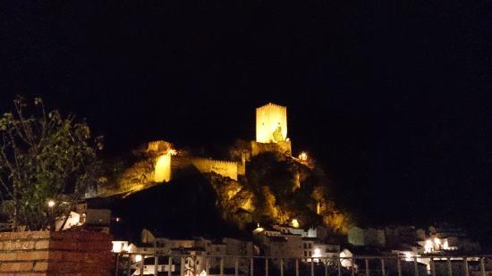 Hotel Sierra de Cazorla: castillo de Cazorla
