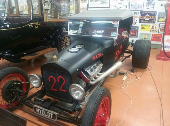 Rod Hadfields Hot Rod Museum