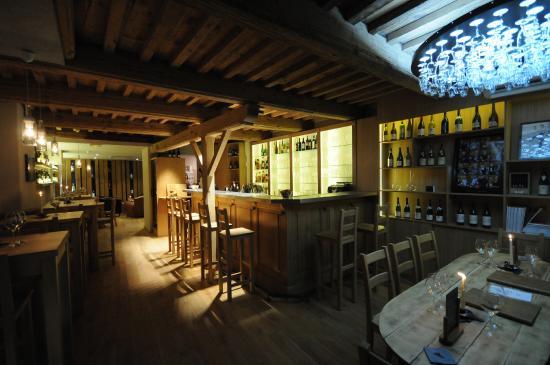 La Quille: Le bar