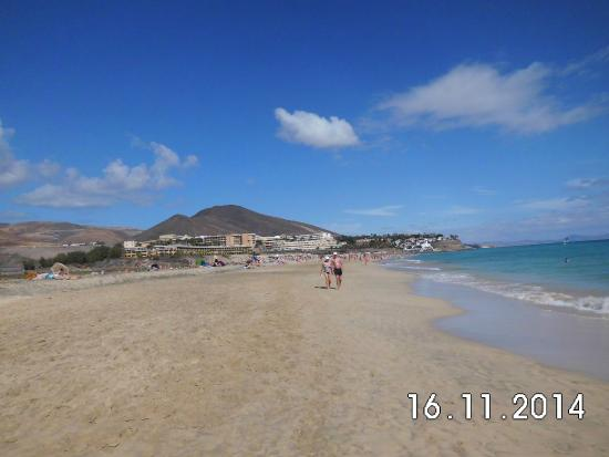 IBEROSTAR Playa Gaviotas Park: bela praia