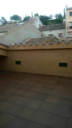 Hotel Pinxo: El balcon