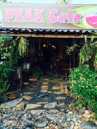 Peak Cafe: Wxcelent breakfast