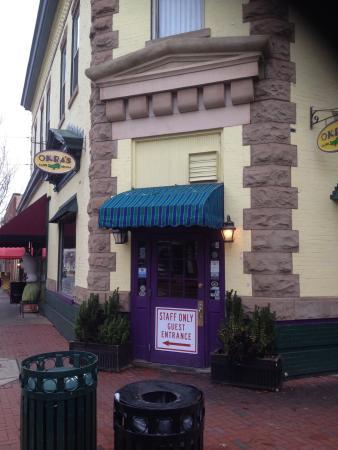 Okra's Cajun Creole : This is the spot on Center Street