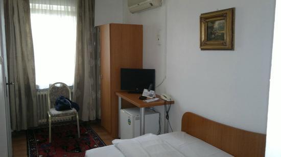 Arosa Hotel: Mi habitacion en el Hotel Arosa