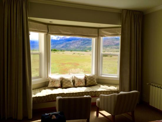Estancia Cristina Lodge: Wiew from one room
