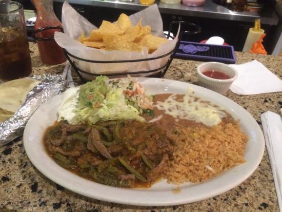 Cocina de Carlos: Cactus picante