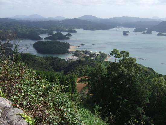 Iroha Island Observation Deck : いろは島の展望